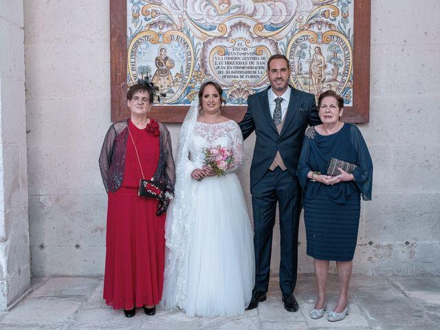 La boda de Juanfran y Belén en Alacant/alicante, Alicante 516