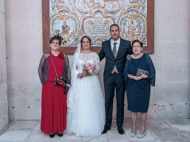 La boda de Juanfran y Belén en Alacant/alicante, Alicante 517