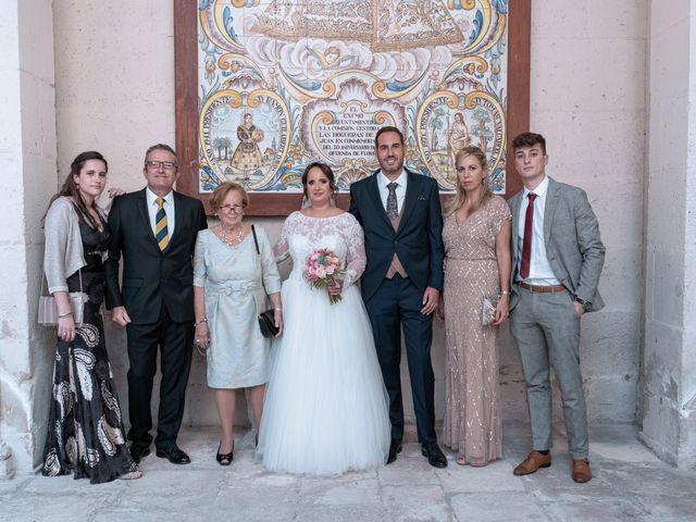 La boda de Juanfran y Belén en Alacant/alicante, Alicante 518