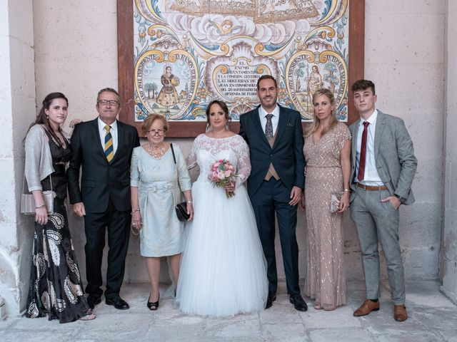 La boda de Juanfran y Belén en Alacant/alicante, Alicante 519