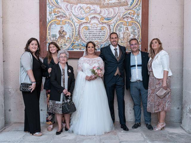 La boda de Juanfran y Belén en Alacant/alicante, Alicante 520