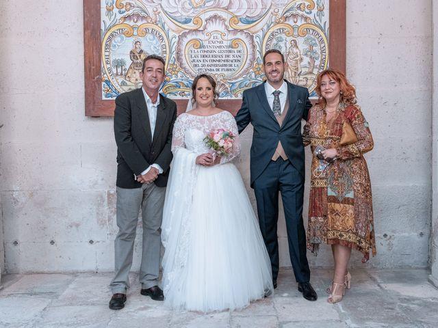 La boda de Juanfran y Belén en Alacant/alicante, Alicante 522