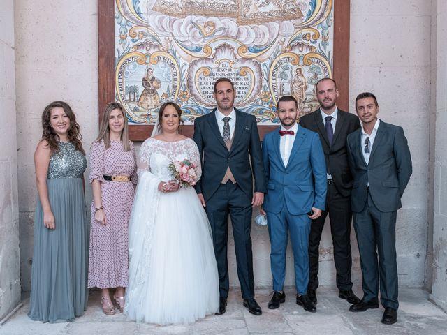 La boda de Juanfran y Belén en Alacant/alicante, Alicante 524