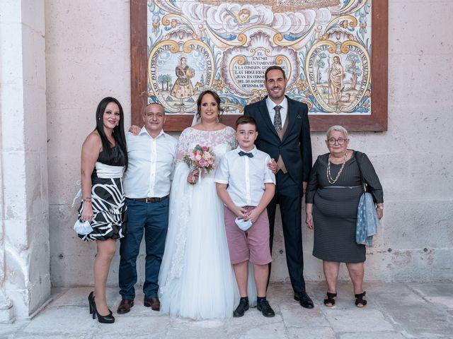 La boda de Juanfran y Belén en Alacant/alicante, Alicante 525
