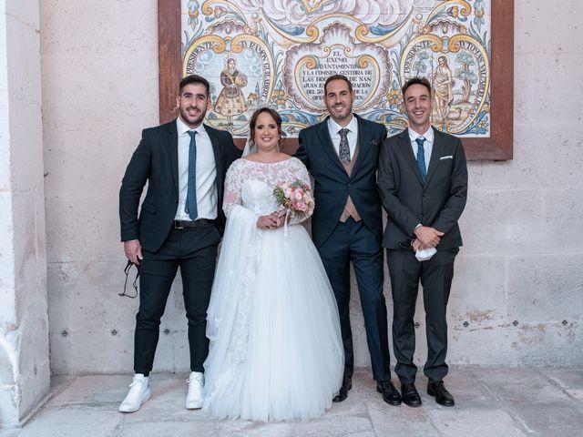 La boda de Juanfran y Belén en Alacant/alicante, Alicante 526