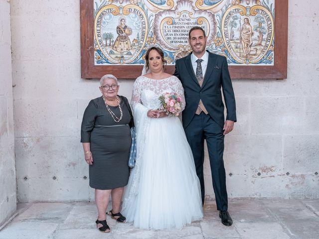 La boda de Juanfran y Belén en Alacant/alicante, Alicante 529