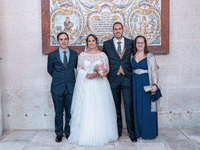 La boda de Juanfran y Belén en Alacant/alicante, Alicante 530