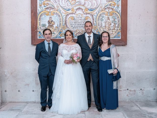 La boda de Juanfran y Belén en Alacant/alicante, Alicante 531