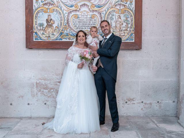 La boda de Juanfran y Belén en Alacant/alicante, Alicante 533