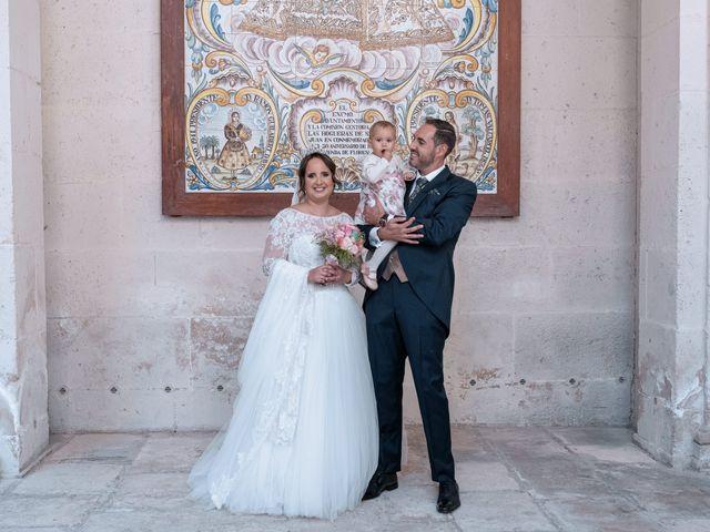 La boda de Juanfran y Belén en Alacant/alicante, Alicante 534