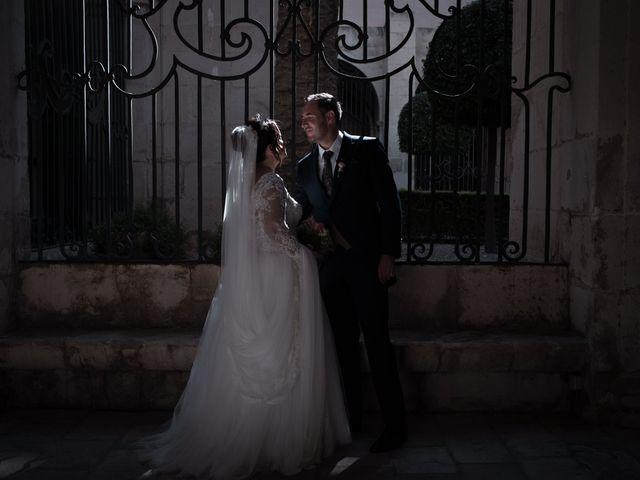 La boda de Juanfran y Belén en Alacant/alicante, Alicante 541