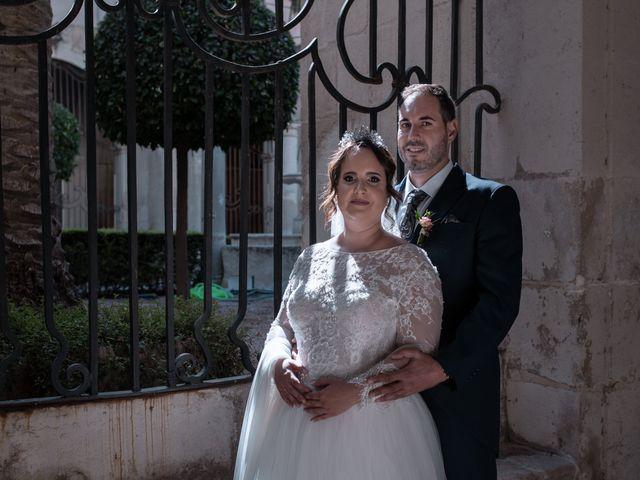 La boda de Juanfran y Belén en Alacant/alicante, Alicante 542