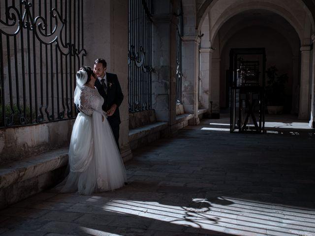 La boda de Juanfran y Belén en Alacant/alicante, Alicante 545
