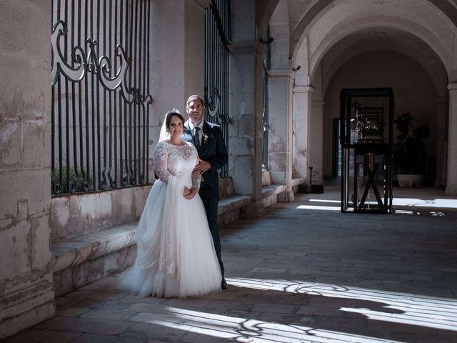 La boda de Juanfran y Belén en Alacant/alicante, Alicante 546