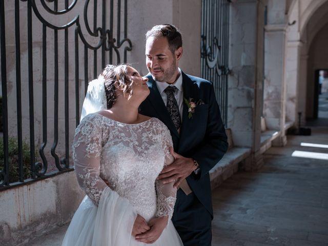 La boda de Juanfran y Belén en Alacant/alicante, Alicante 551