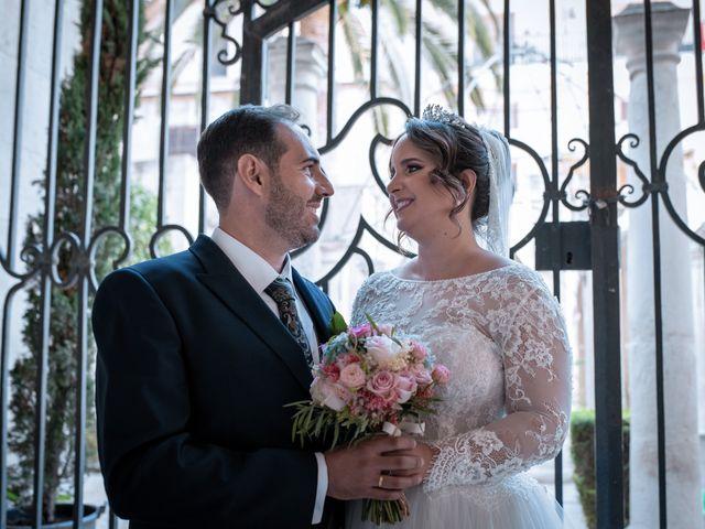 La boda de Belén y Juanfran