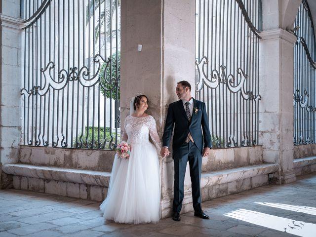 La boda de Juanfran y Belén en Alacant/alicante, Alicante 555