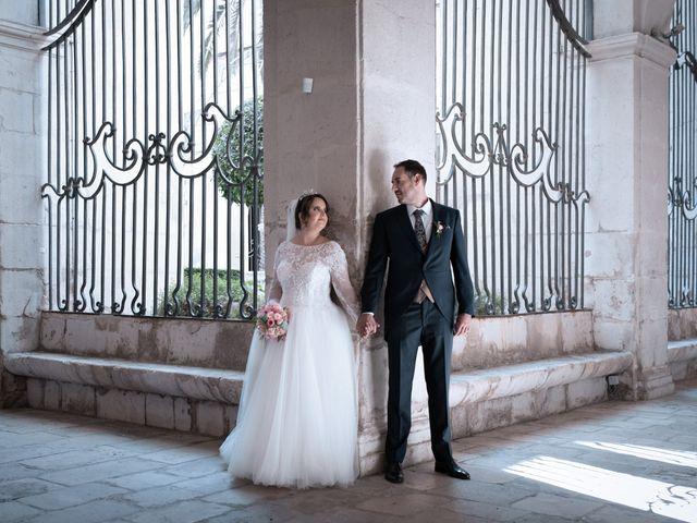 La boda de Juanfran y Belén en Alacant/alicante, Alicante 556