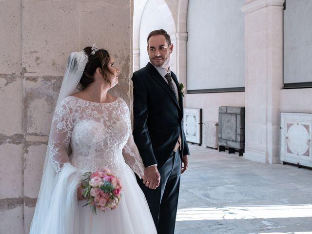 La boda de Juanfran y Belén en Alacant/alicante, Alicante 557