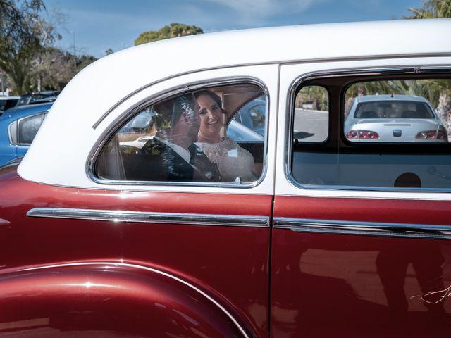 La boda de Juanfran y Belén en Alacant/alicante, Alicante 563
