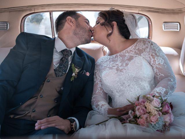 La boda de Juanfran y Belén en Alacant/alicante, Alicante 565