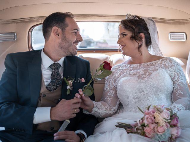 La boda de Juanfran y Belén en Alacant/alicante, Alicante 566