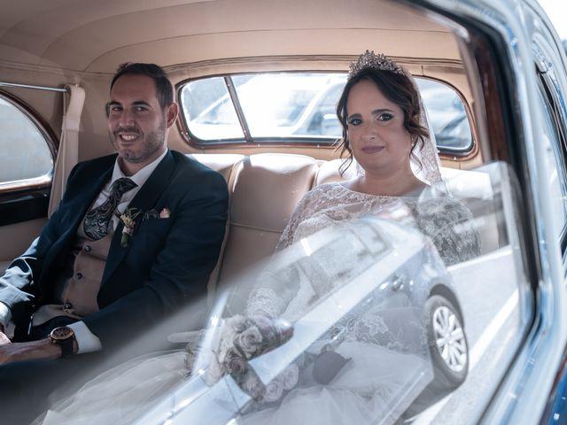 La boda de Juanfran y Belén en Alacant/alicante, Alicante 569