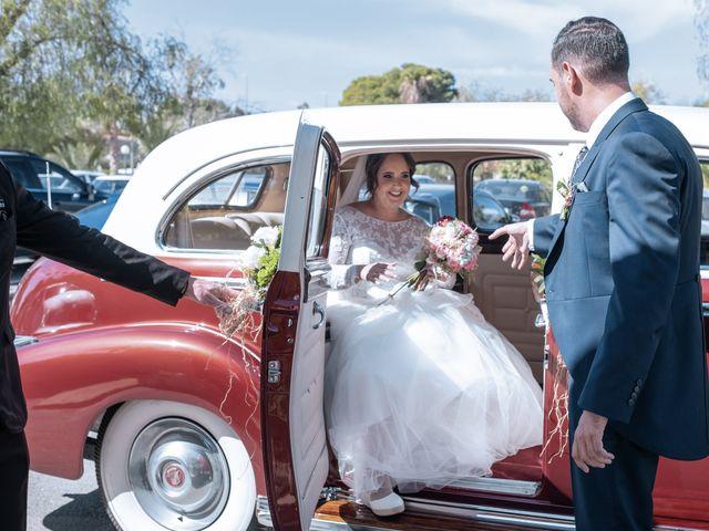La boda de Juanfran y Belén en Alacant/alicante, Alicante 576
