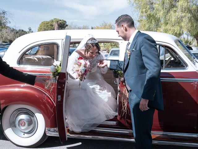 La boda de Juanfran y Belén en Alacant/alicante, Alicante 577
