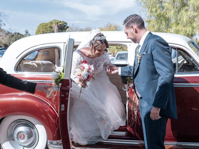 La boda de Juanfran y Belén en Alacant/alicante, Alicante 578