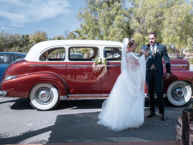 La boda de Juanfran y Belén en Alacant/alicante, Alicante 579