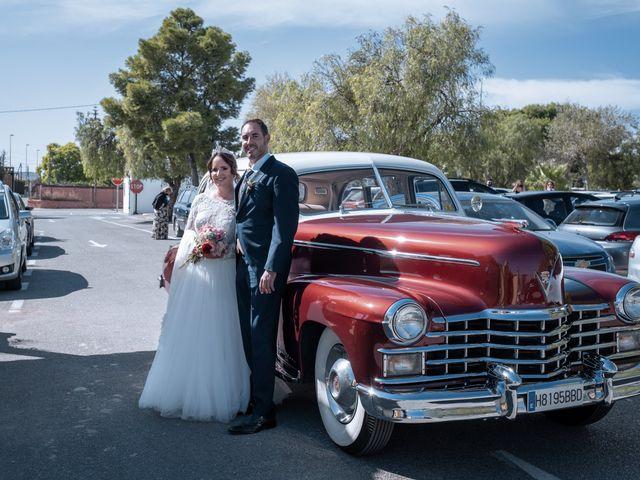 La boda de Juanfran y Belén en Alacant/alicante, Alicante 580