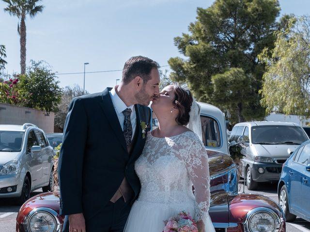 La boda de Juanfran y Belén en Alacant/alicante, Alicante 582