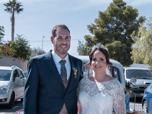 La boda de Juanfran y Belén en Alacant/alicante, Alicante 583