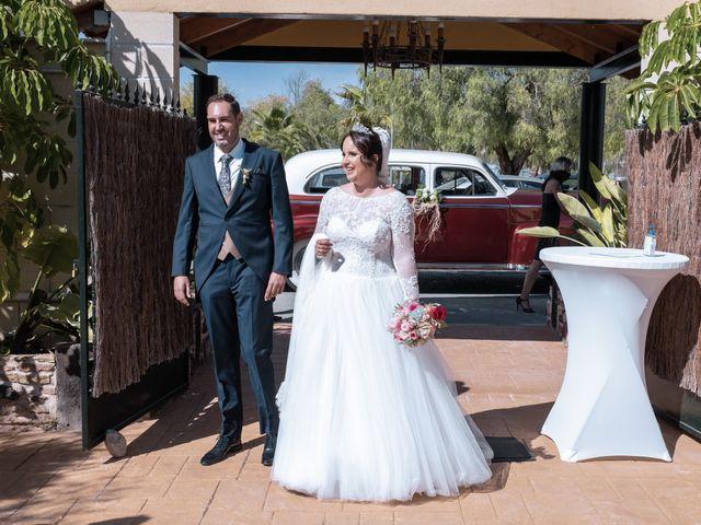 La boda de Juanfran y Belén en Alacant/alicante, Alicante 585