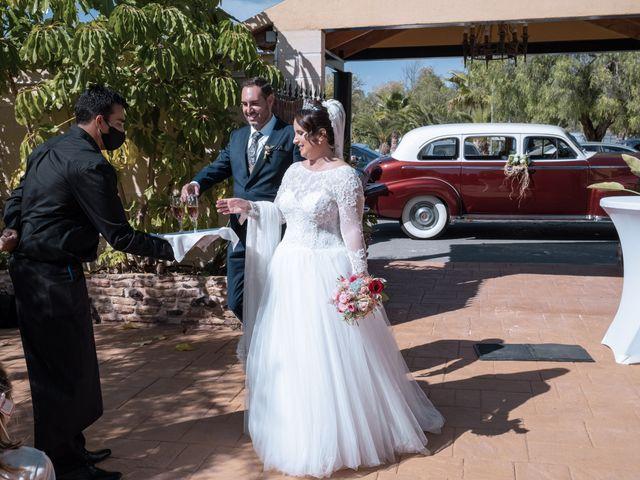 La boda de Juanfran y Belén en Alacant/alicante, Alicante 586