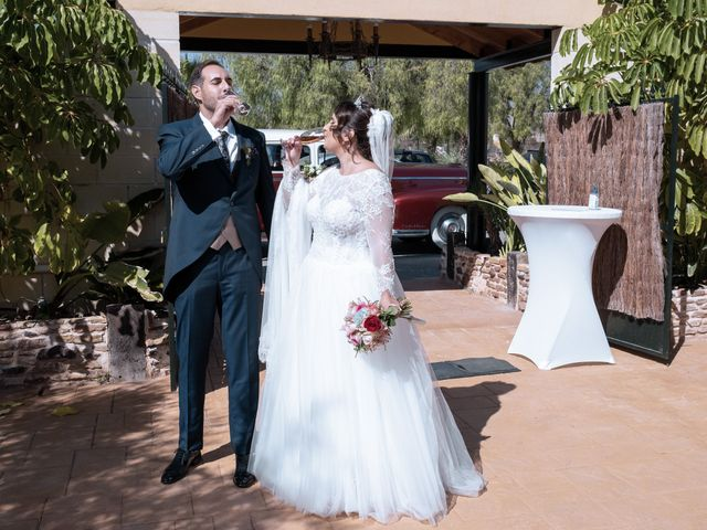 La boda de Juanfran y Belén en Alacant/alicante, Alicante 588