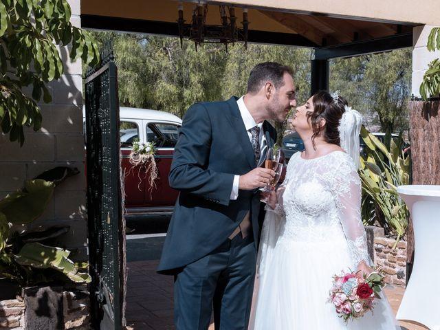 La boda de Juanfran y Belén en Alacant/alicante, Alicante 589