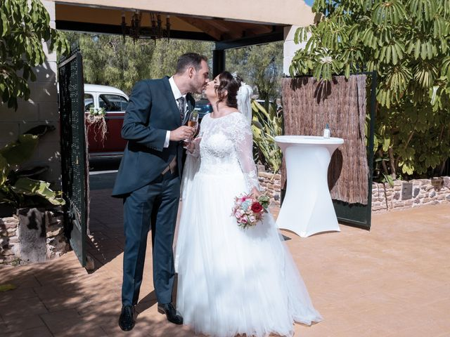 La boda de Juanfran y Belén en Alacant/alicante, Alicante 590