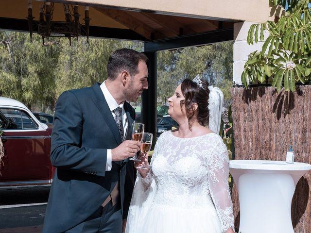 La boda de Juanfran y Belén en Alacant/alicante, Alicante 591
