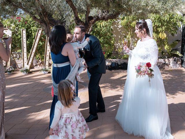 La boda de Juanfran y Belén en Alacant/alicante, Alicante 593