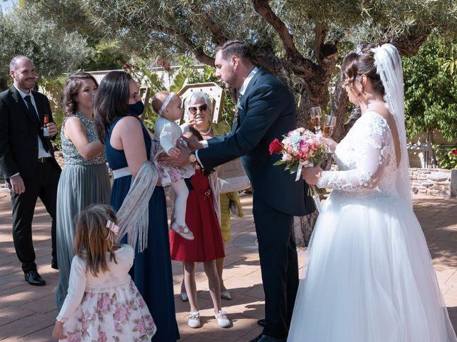 La boda de Juanfran y Belén en Alacant/alicante, Alicante 594