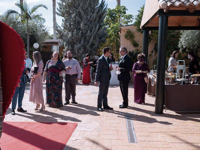 La boda de Juanfran y Belén en Alacant/alicante, Alicante 595