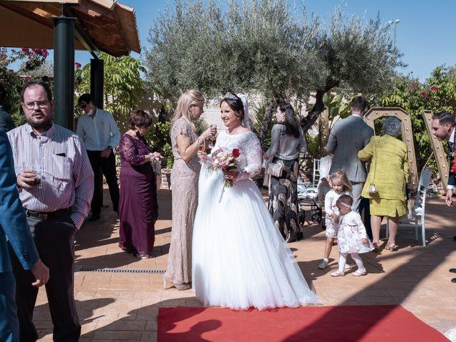 La boda de Juanfran y Belén en Alacant/alicante, Alicante 596