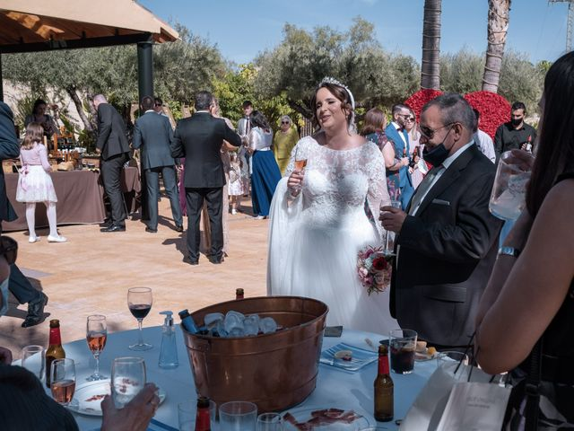La boda de Juanfran y Belén en Alacant/alicante, Alicante 597
