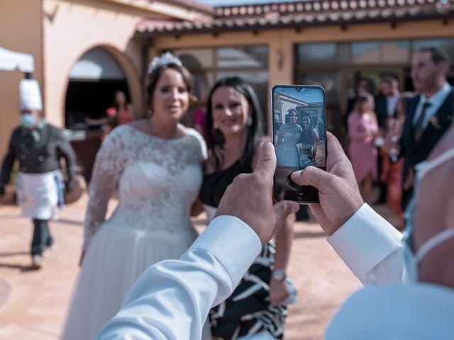 La boda de Juanfran y Belén en Alacant/alicante, Alicante 601