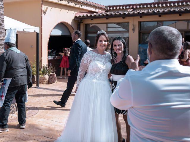 La boda de Juanfran y Belén en Alacant/alicante, Alicante 602