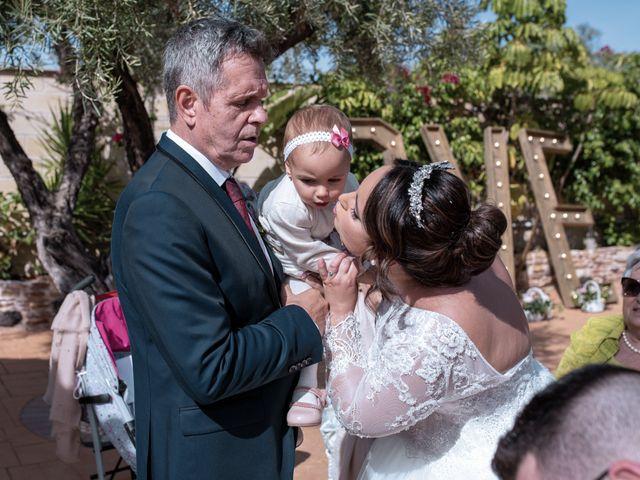 La boda de Juanfran y Belén en Alacant/alicante, Alicante 604