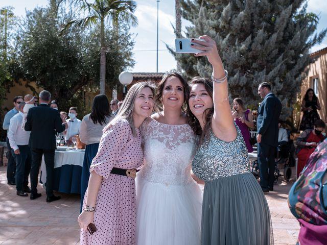 La boda de Juanfran y Belén en Alacant/alicante, Alicante 608