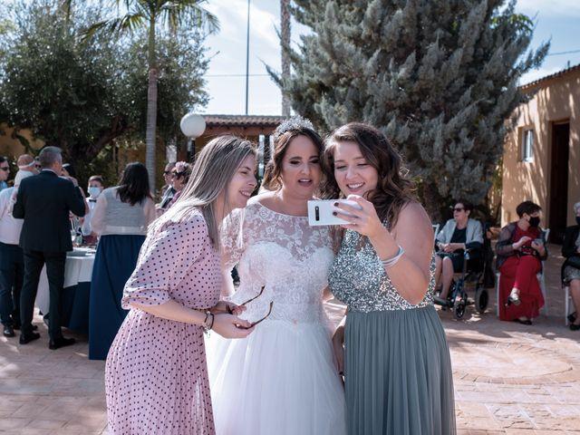 La boda de Juanfran y Belén en Alacant/alicante, Alicante 609